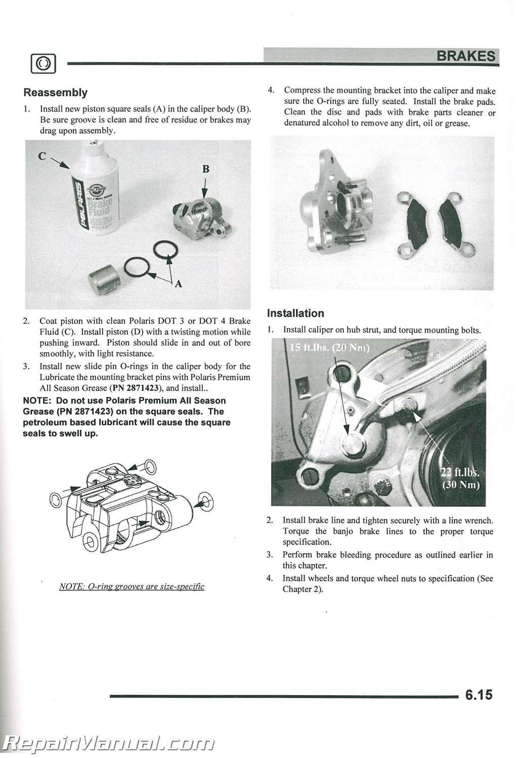 2006 polaris hawkeye 300 atv service repair manual rh repairmanual com 2006 Polaris Hawkeye 4x4 2006 polaris hawkeye service manual pdf