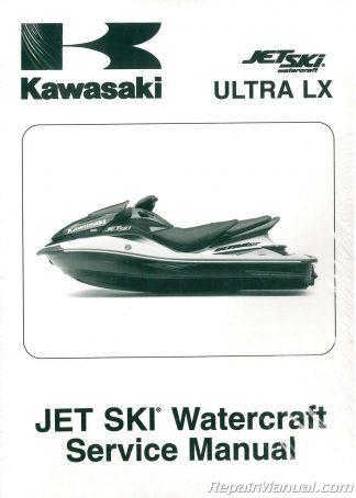 2007-2010 kawasaki jt1500c ultra lx jet ski service manual