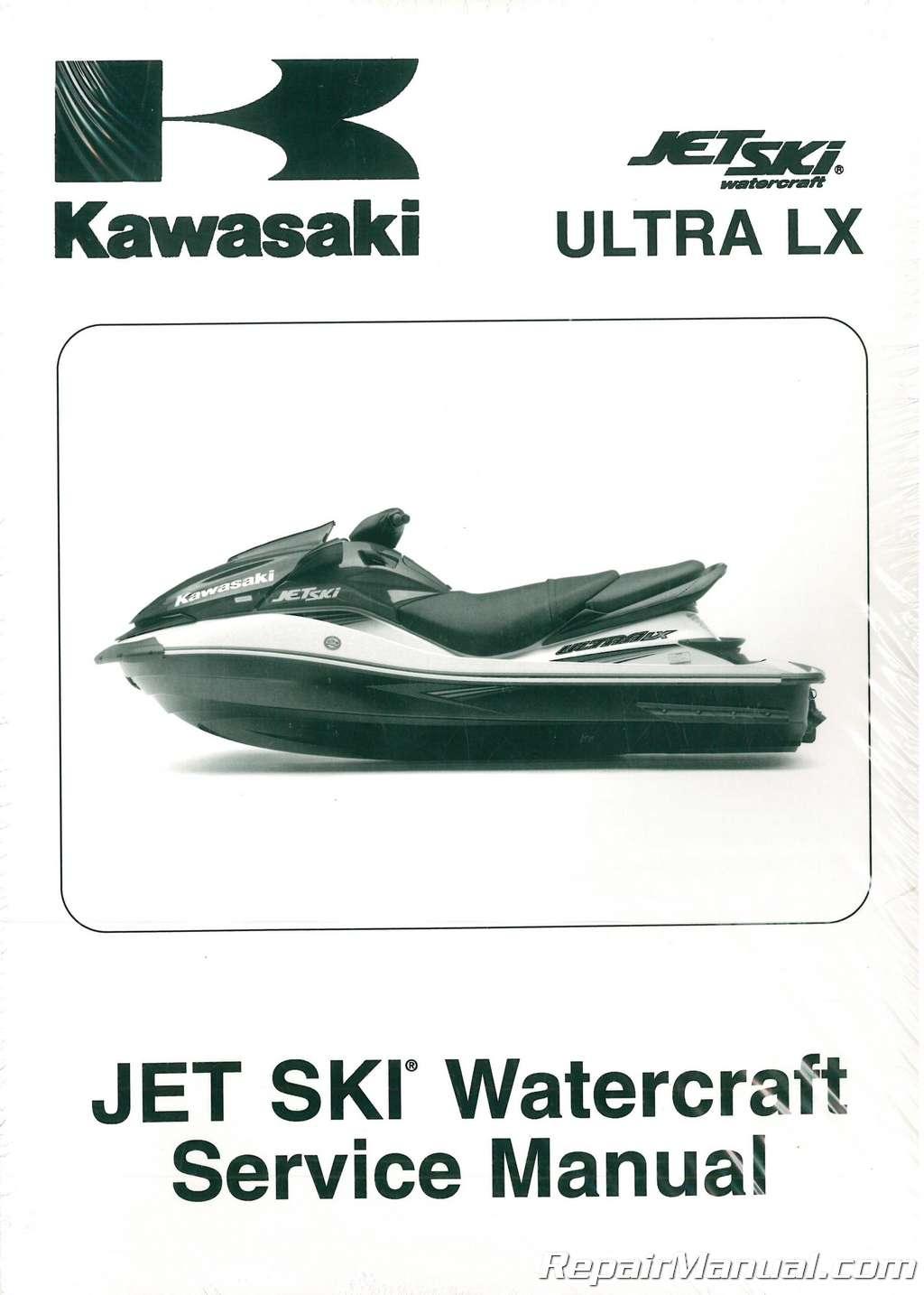 Kawasaki Personal Watercraft Manuals - Page 7 of 8 - Repair Manuals Online