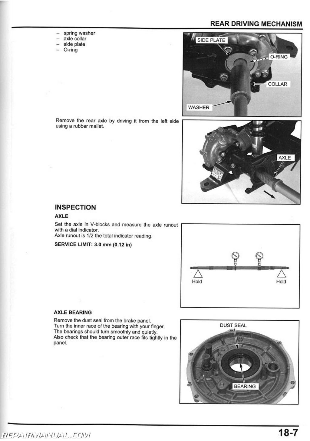 Hm likewise Honda Trx Fe Fm Te Tm Fpe Fpm Rancher Service Manual Page also Maxresdefault furthermore Honda Trx Fe Fm Te Tm Fpe Fpm Rancher Service Manual Page besides Honda Rear End Youtube. on 2007 honda rancher 420 wiring diagram
