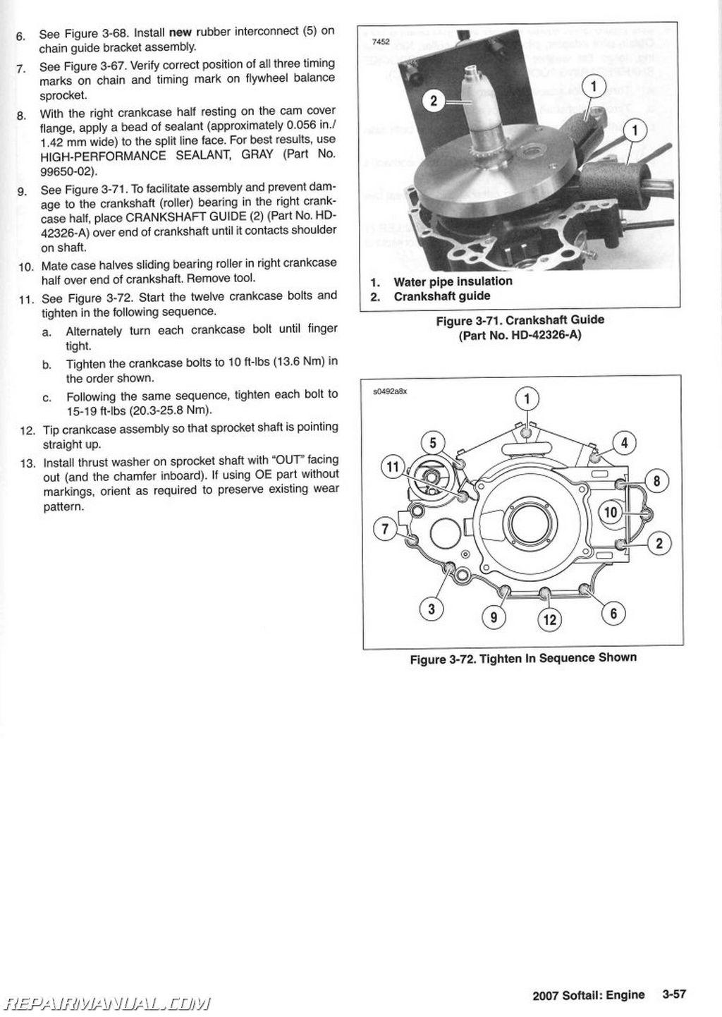 2007 harley davidson softail motorcycle service manual rh repairmanual com 2007 harley davidson flhx owners manual 2007 harley davidson sportster 883 owners manual pdf