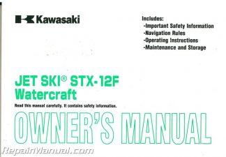 kawasaki jet ski 900 zxi service manual pdf