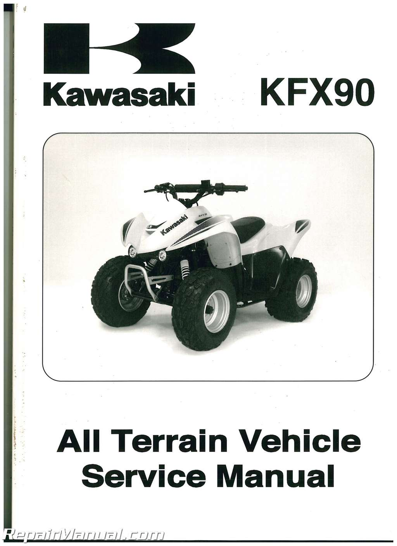 kfx 90 manual