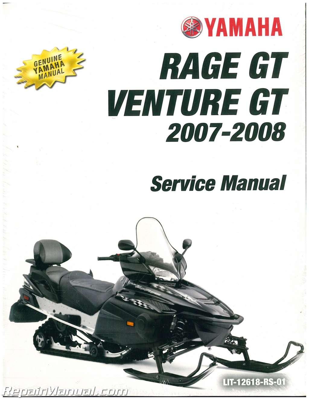 Yamaha Rage Weight