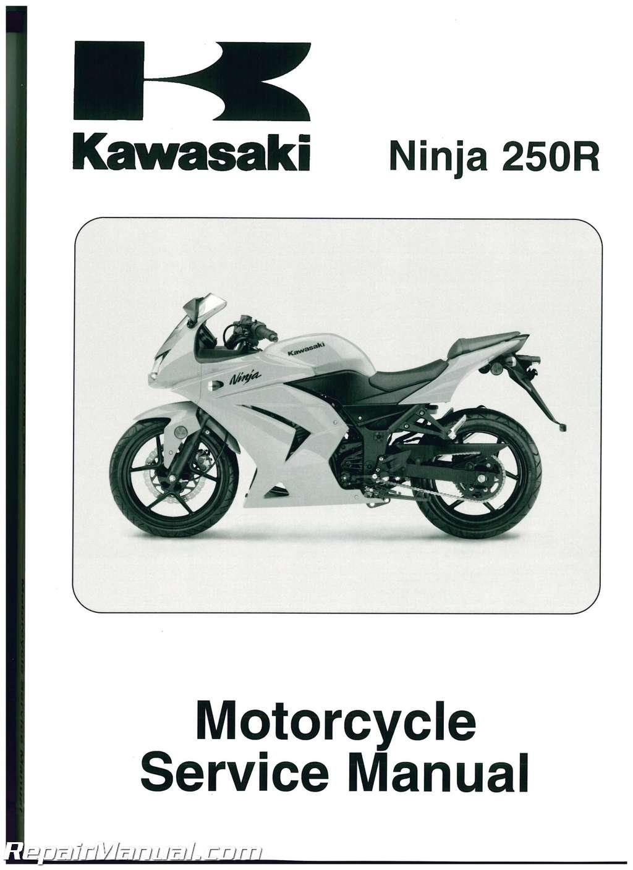 Kawasaki Ninja 250 Ignition Wiring Diagram Kawasaki Free Engine