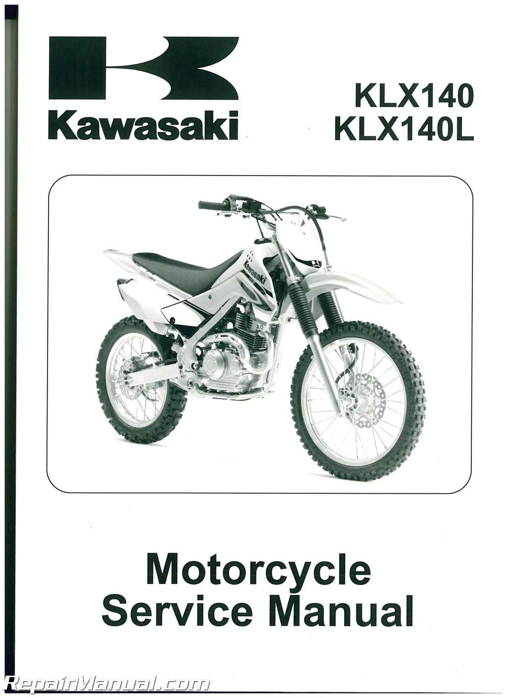 Kawasaki Klx Repair Manual