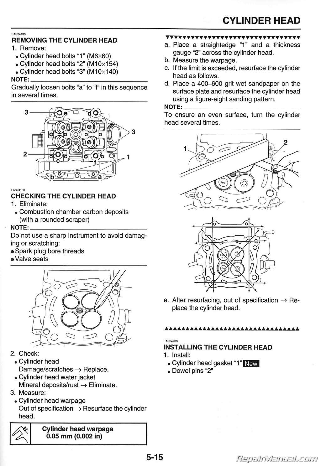 Calaméo 2004 yamaha wr250f(s) service repair manual download.