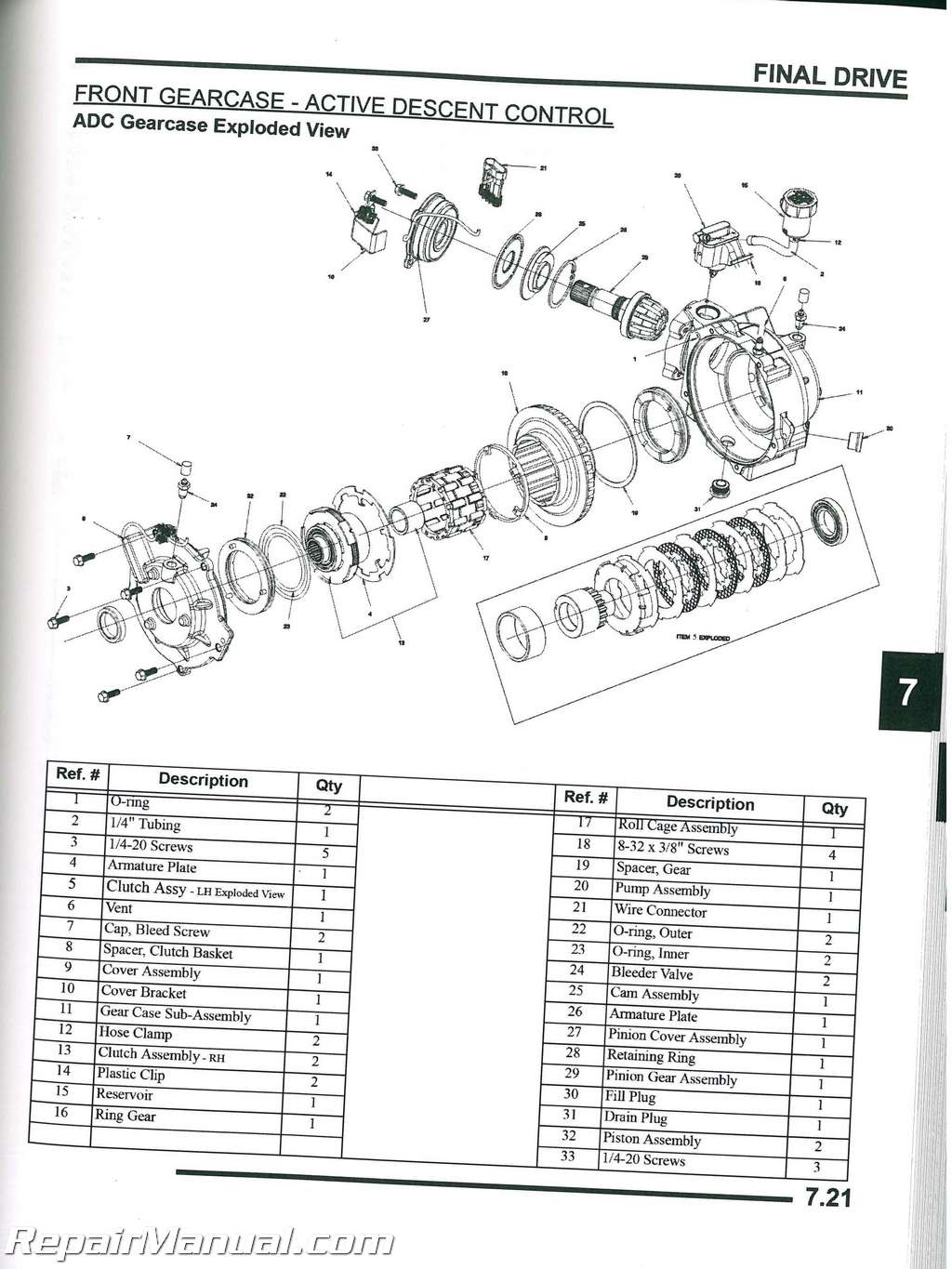 Efi Wiring Diagram Pdf 2008 Sportsman 500 X2 40 Images Polaris Touring Ho Atv Service Manual 004