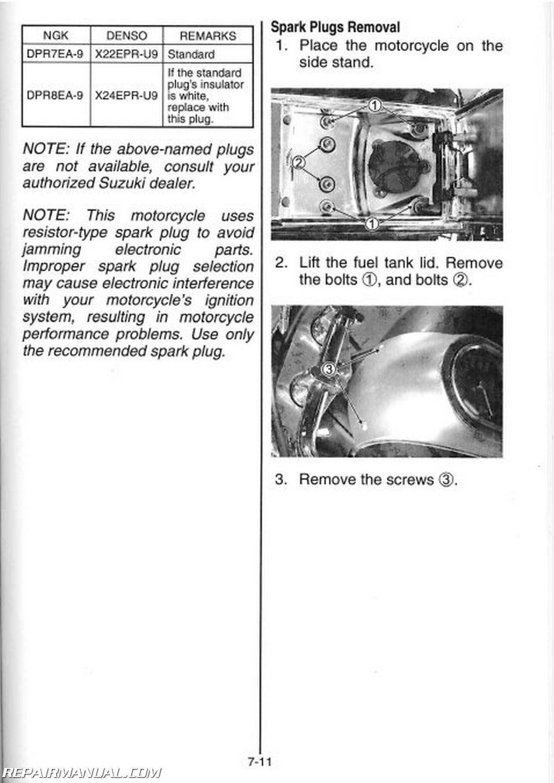 2008 suzuki vl1500 boulevard c90 c90t motorcycle owners manual rh repairmanual com