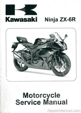 2009 2011 kawasaki ex650c ninja 650r service manual rh repairmanual com 2009 ninja 650r repair manual 2009 kawasaki ninja 650r service manual