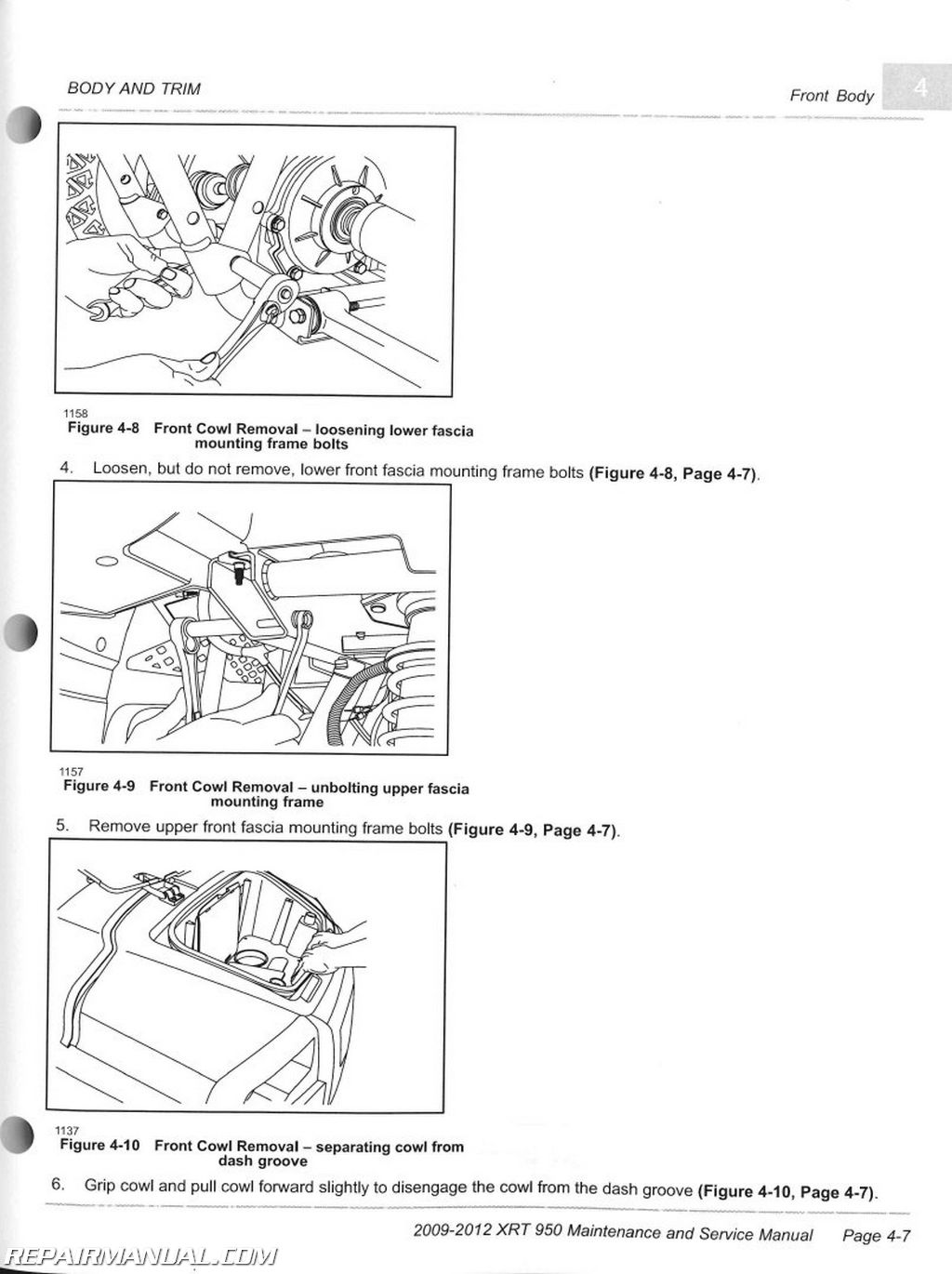2009 2012 Club Car XRT 950 Maintenance And Service Manual page 3 looking for a club car (golf cart) 48 volt wiring diagram to 2009 48 volt club car wiring diagram at virtualis.co