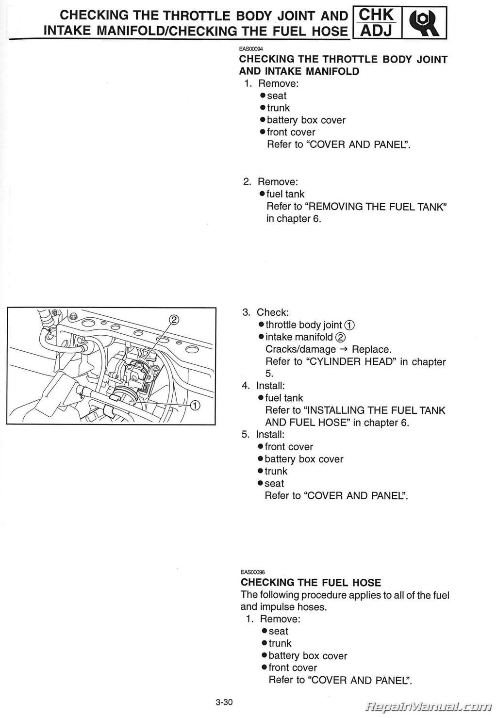 Yamaha Yw Zuma Scooter Service Manual Page on Atv 90 Wiring Diagram
