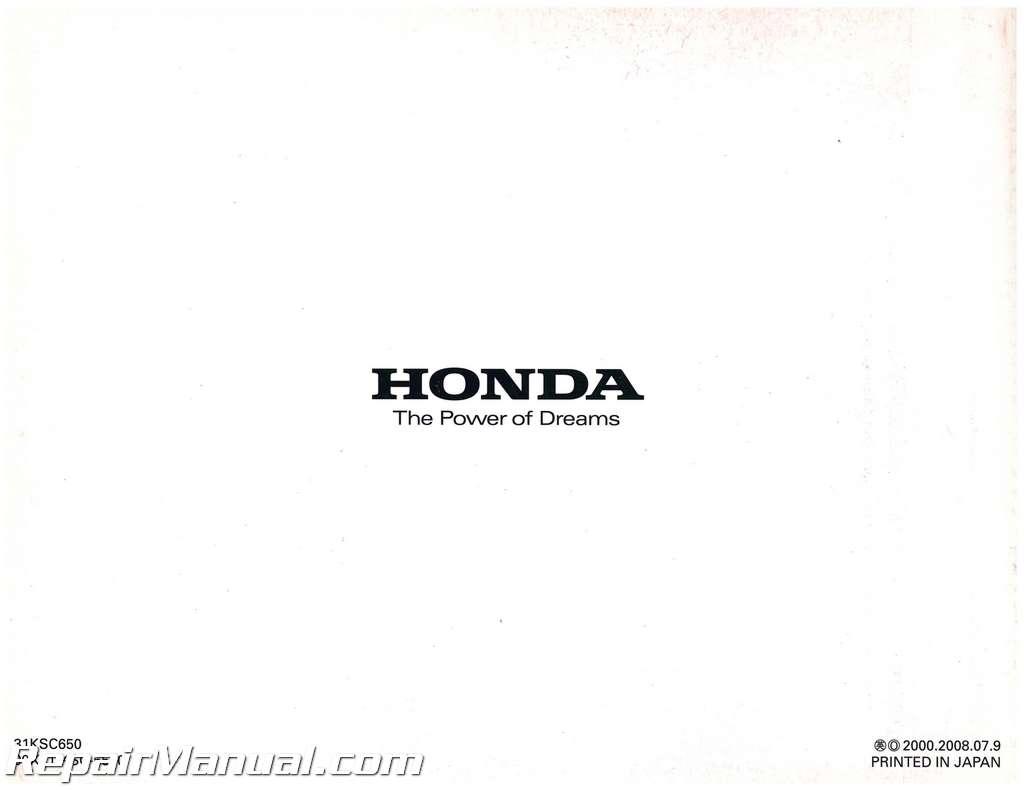 Honda Crf 250 manual download