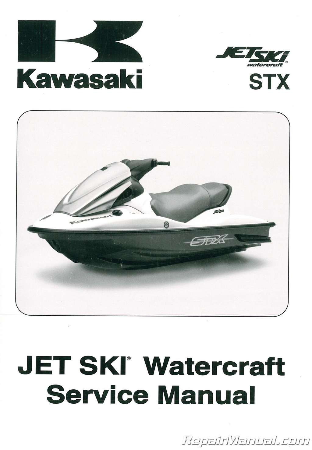 2009 kawasaki jt1500d stx jet ski service manual rh repairmanual com jet  ski repair manuals free kawasaki jet ski repair manual free download