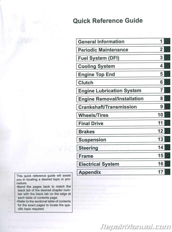 Kawasaki Vulcan Service Maintenance Schedule