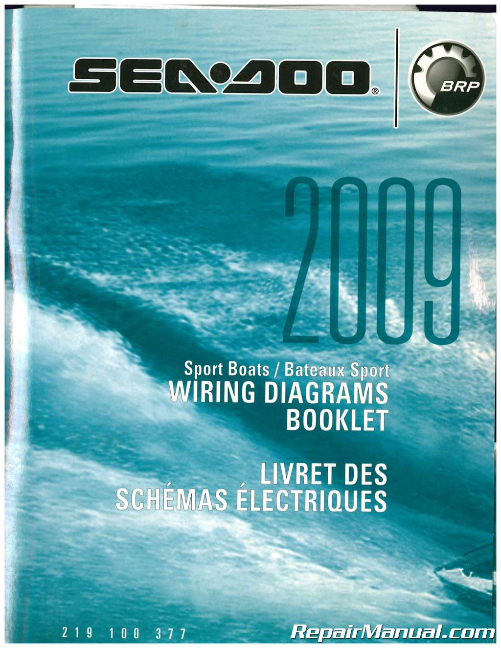 2009 Sea Doo Boat Wiring Diagram Speedster Challenger Islandia Utopia Marine Diagrams