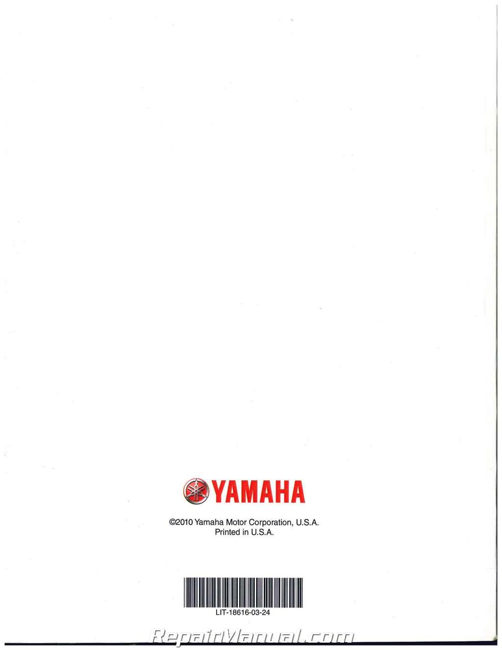 2008 yamaha waverunners sportboats technical update manual