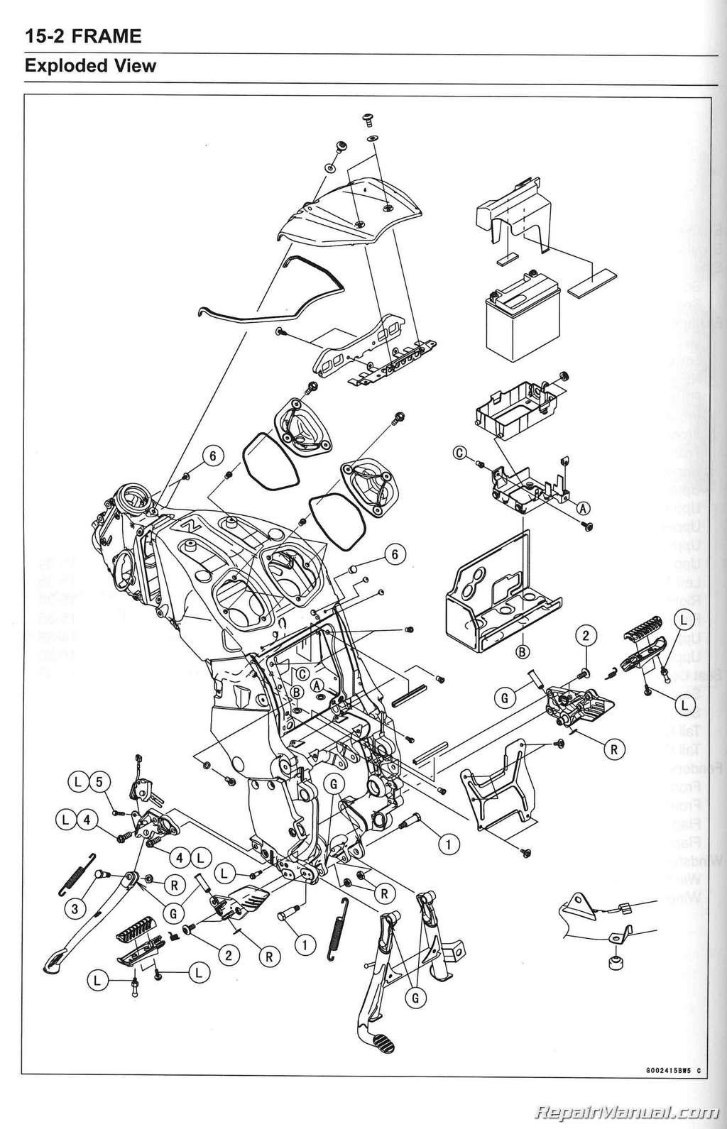 Kawasaki Vulcan Parts Catalog