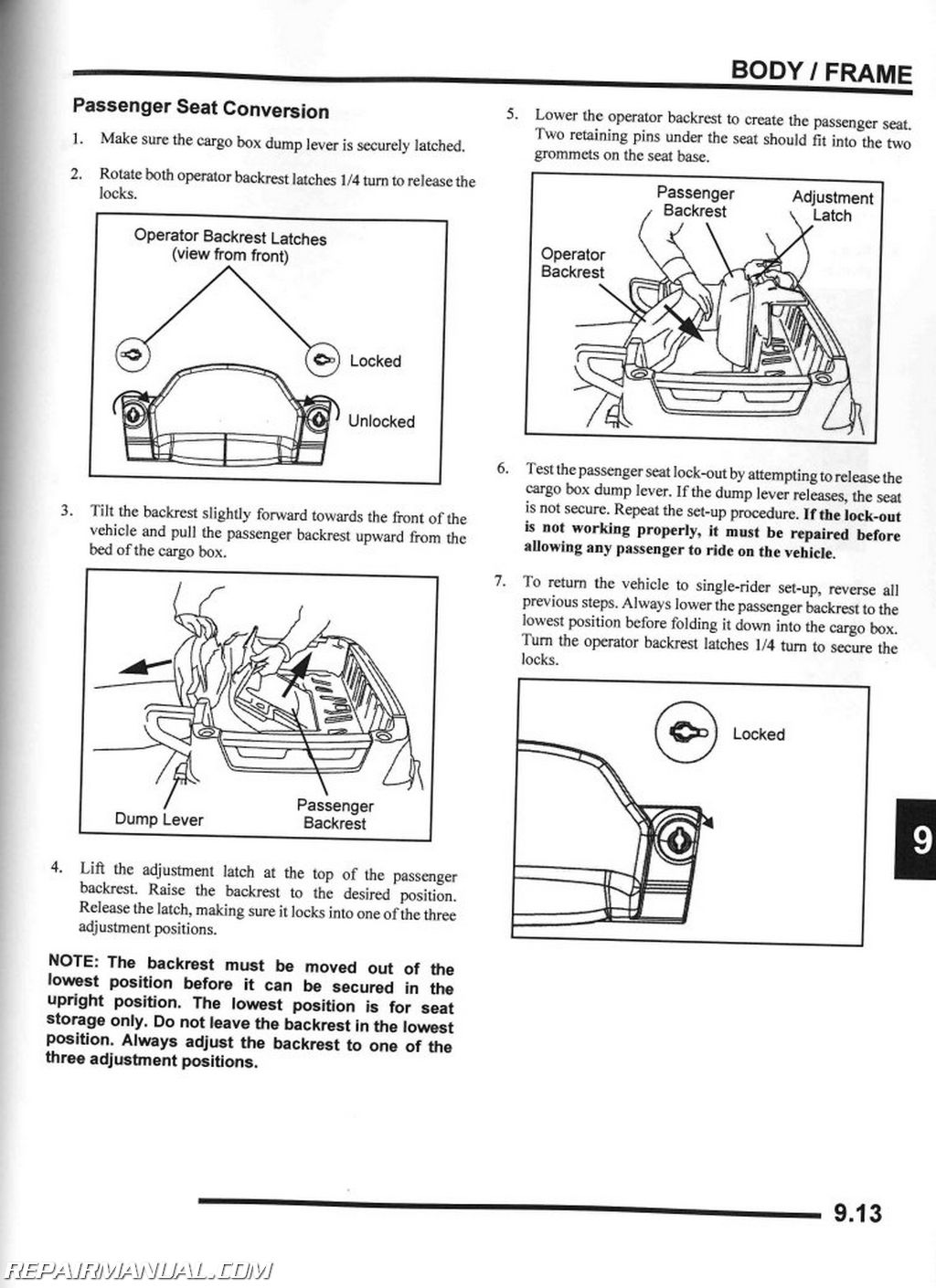 Official 2010 Polaris Sportsman Xp 550 Factory Service Manual 9922468 on honda fuel pump diagram