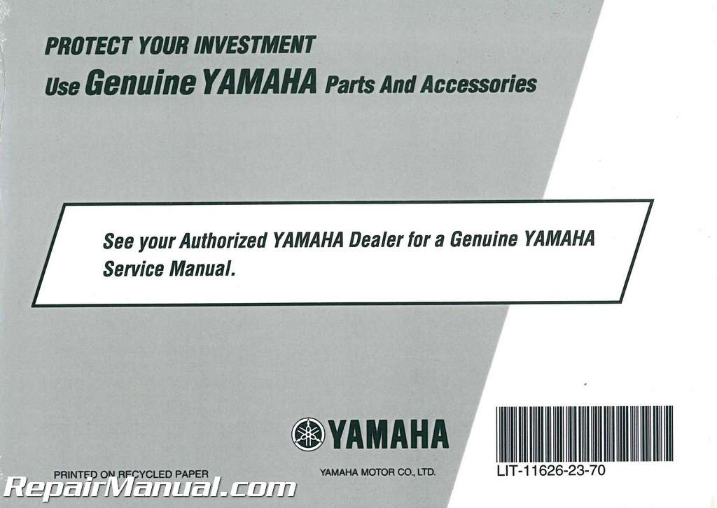 2010 yamaha fjr1300 motorcycle owners manual. Black Bedroom Furniture Sets. Home Design Ideas