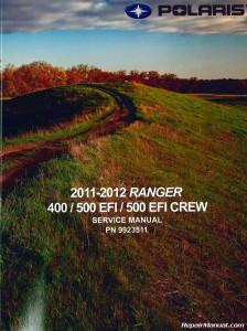 2011 polaris ranger 500 service manual