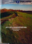 2011 – 2012 Polaris Ranger RZR 800 Service Manual