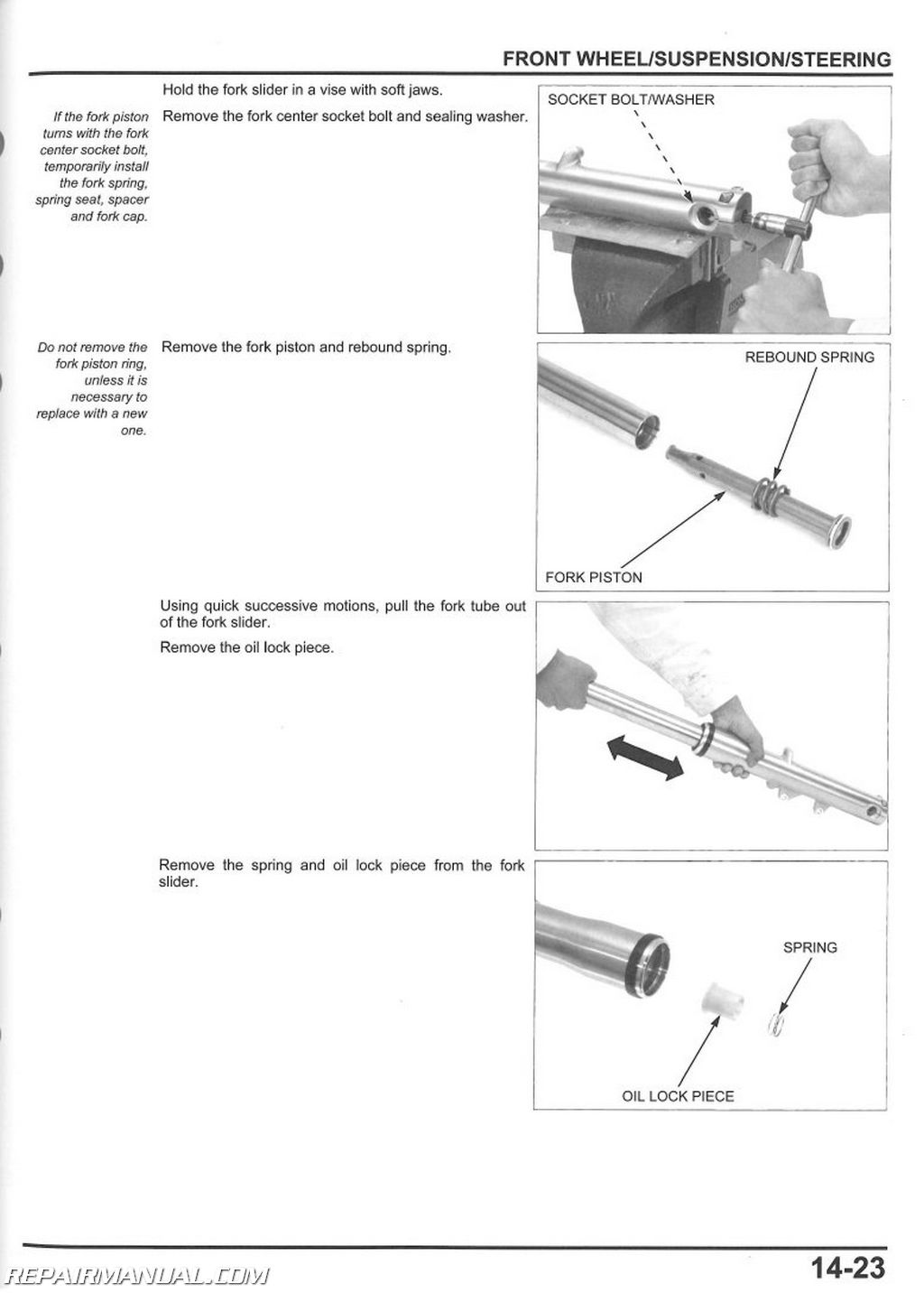 2011 2016 Vt750c S Shadow Aero Abs Service Manual Socket Wiring Diagram