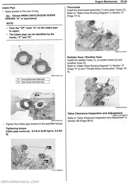 2012 2016 suzuki dl650a motorcycle service manual rh repairmanual com suzuki gladius service manual pdf suzuki gladius service manual pdf