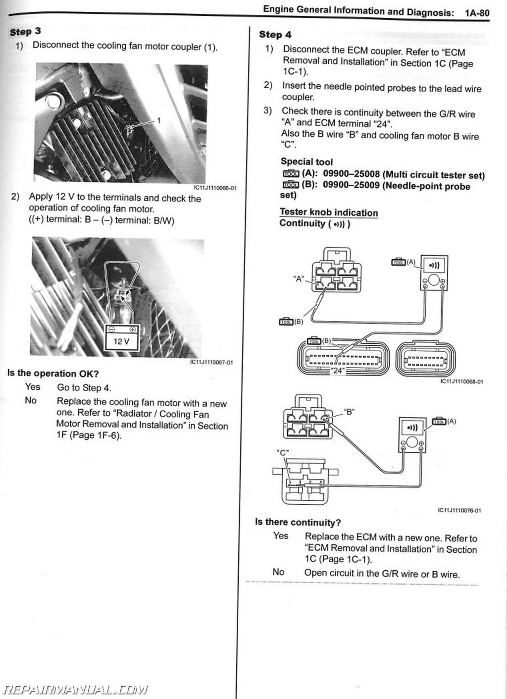 Suzuki Dl650a Wiring Diagram And Schematics Yamaha 135lc 2012 2016 Motorcycle Service Manual