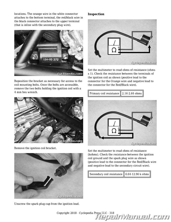 Xt250 Wiring Diagram. Electrical Diagrams, Troubleshooting ... on
