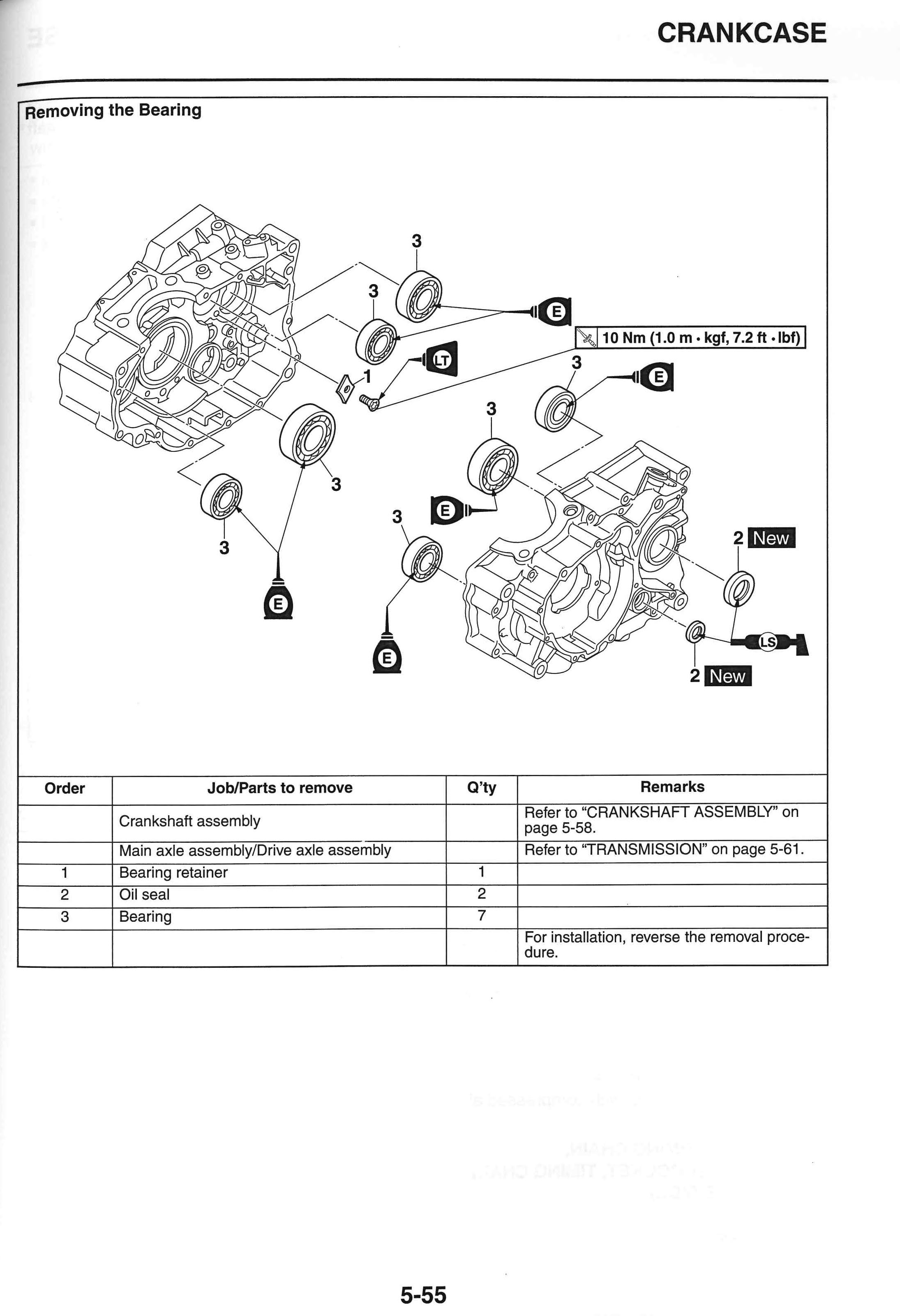 yamaha zeal wiring diagram 2013 – 2018 yamaha xt250 motorcycle service manual #13