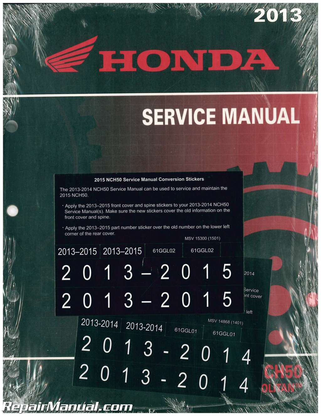 Honda Pcx150 2013 Service Manual Pdf Download Manualslib