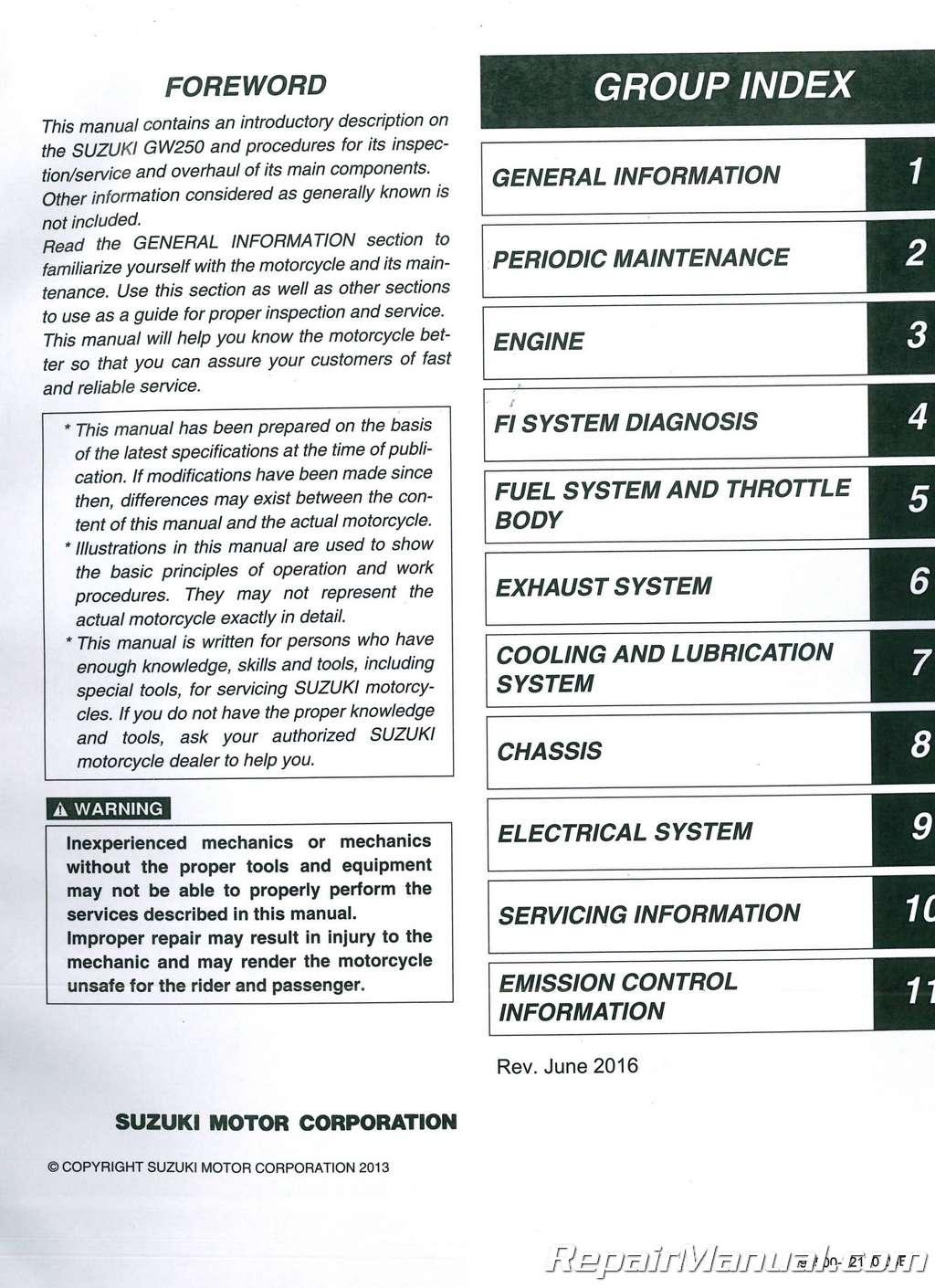 ... 2013-2017-Suzuki-GW250-Motorcycle-Service-Manual_002.jpg ...