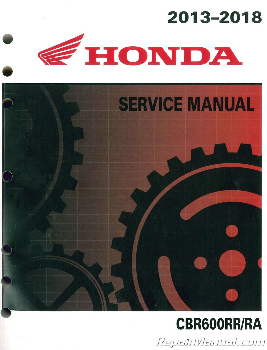 Honda CBR600RR 2007 Owner s Manual