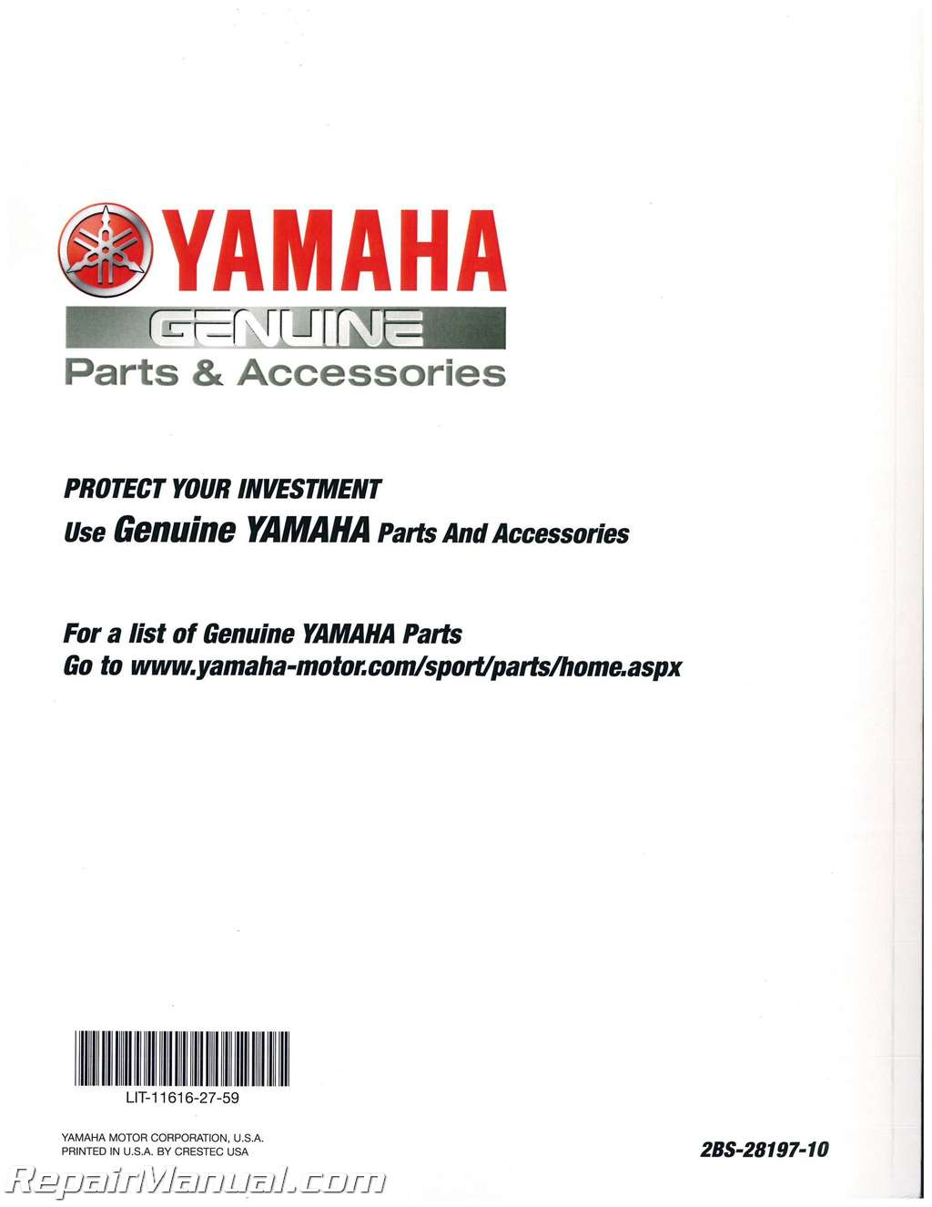 2014 2018 yamaha xtz1200e super tenere motorcycle service manual rh repairmanual com shop manual yamaha f70la motor shop manual yamaha f70la motor
