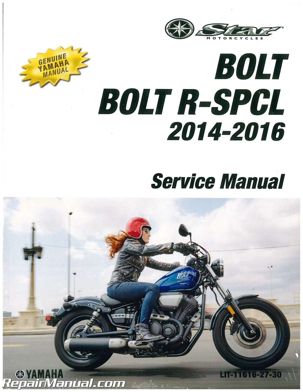 2014 2016 yamaha xvs95c bolt motorcycle service manual rh repairmanual com  2002 road star warrior service manual 2002 road star warrior service manual