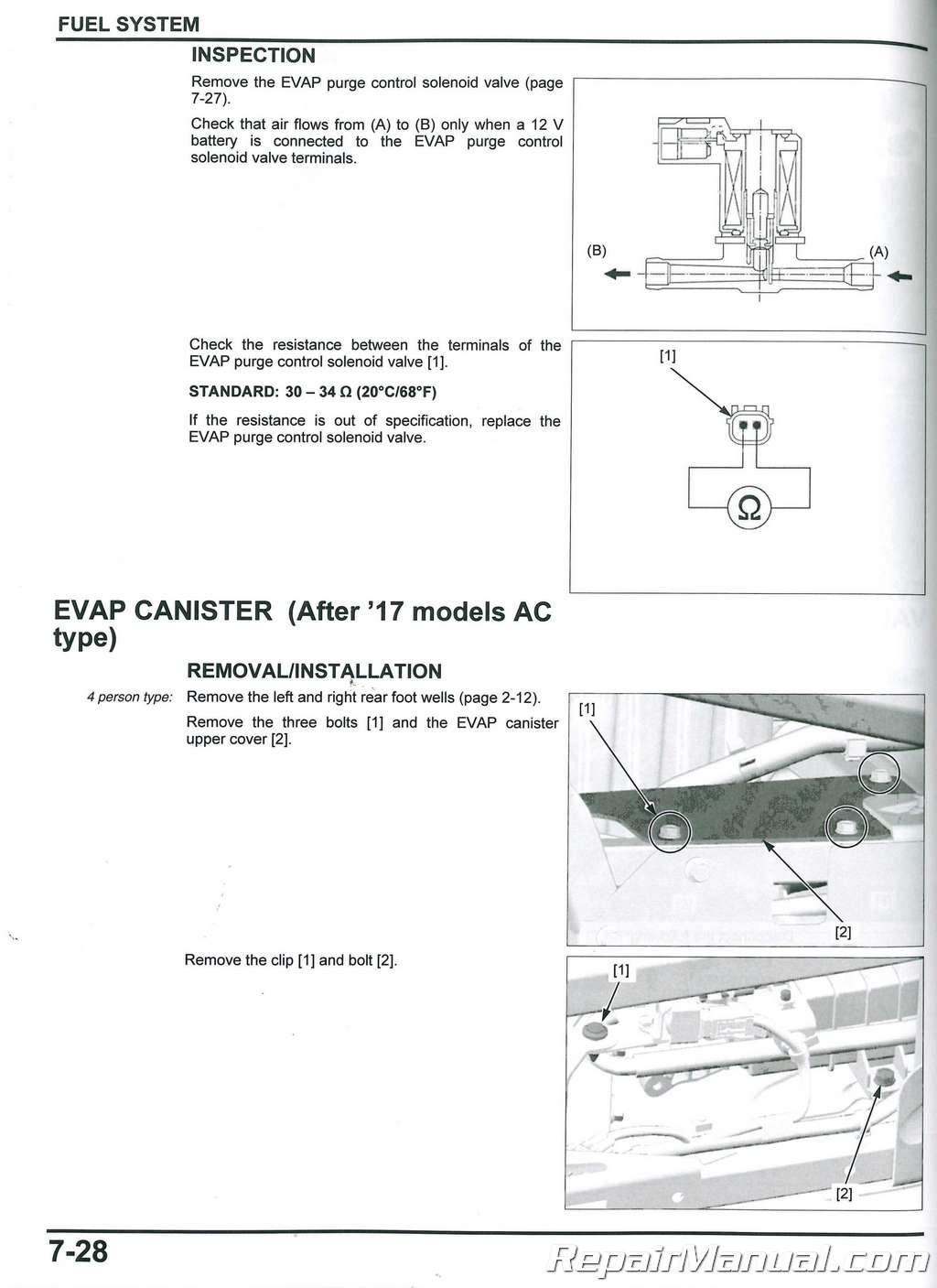Pioneer Honda Wiring Diagram | Repair Manual