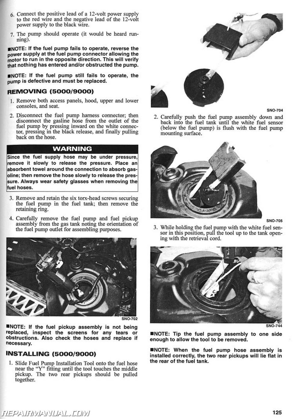 Arctic Cat Zr Wiring Diagram 28 Images Z440 2014 Xf M 4 Stroke Snowmobile Service Manual Page 2 Crankshaft Position Sensor