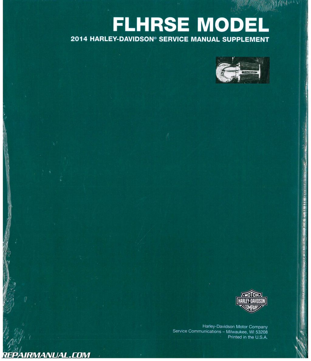 2014 road king service manual