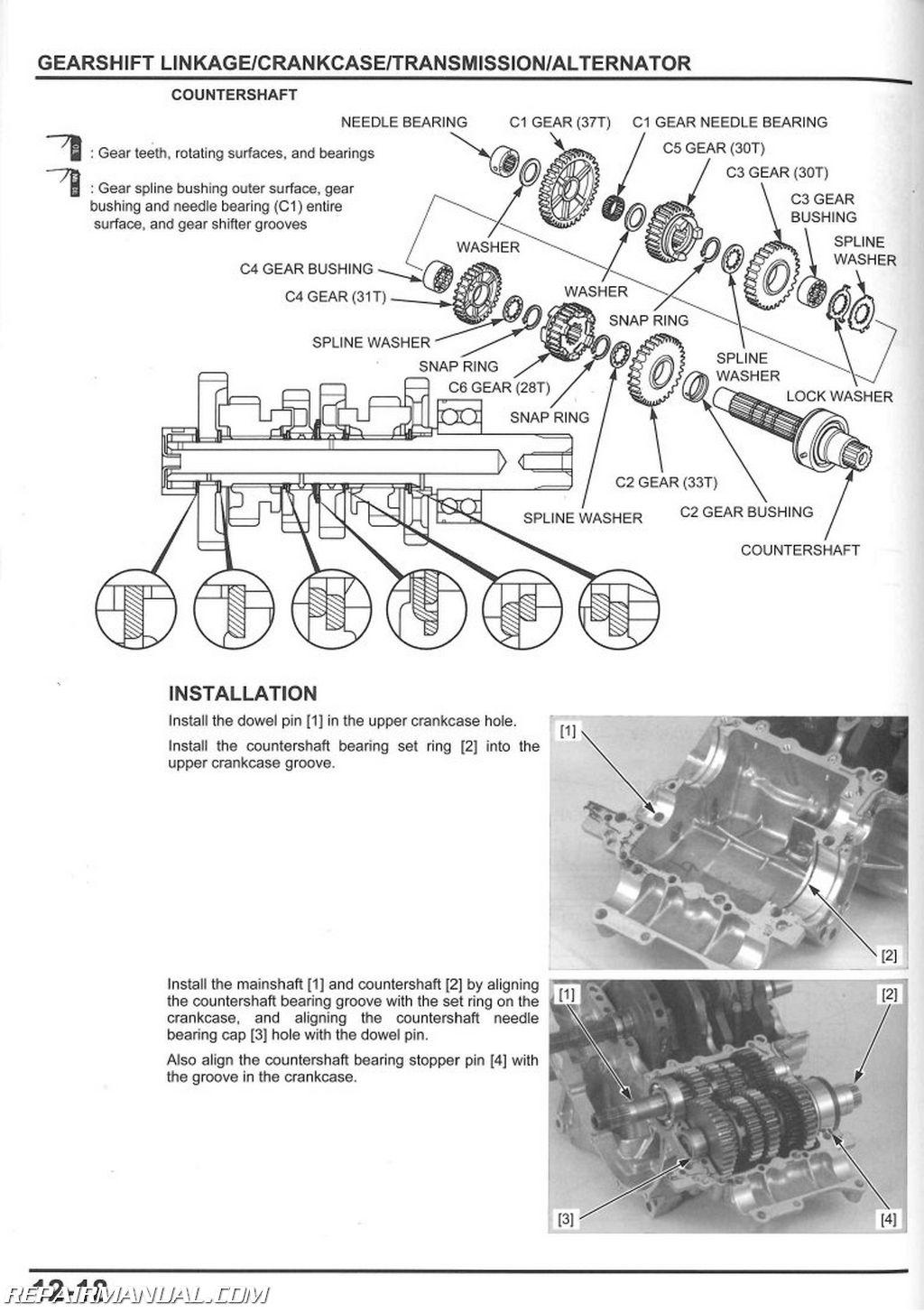 Police Interceptor Oil Cooler Information Manual Guide