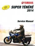 2014 Yamaha XTZ1200E Super Tenere Service Manual