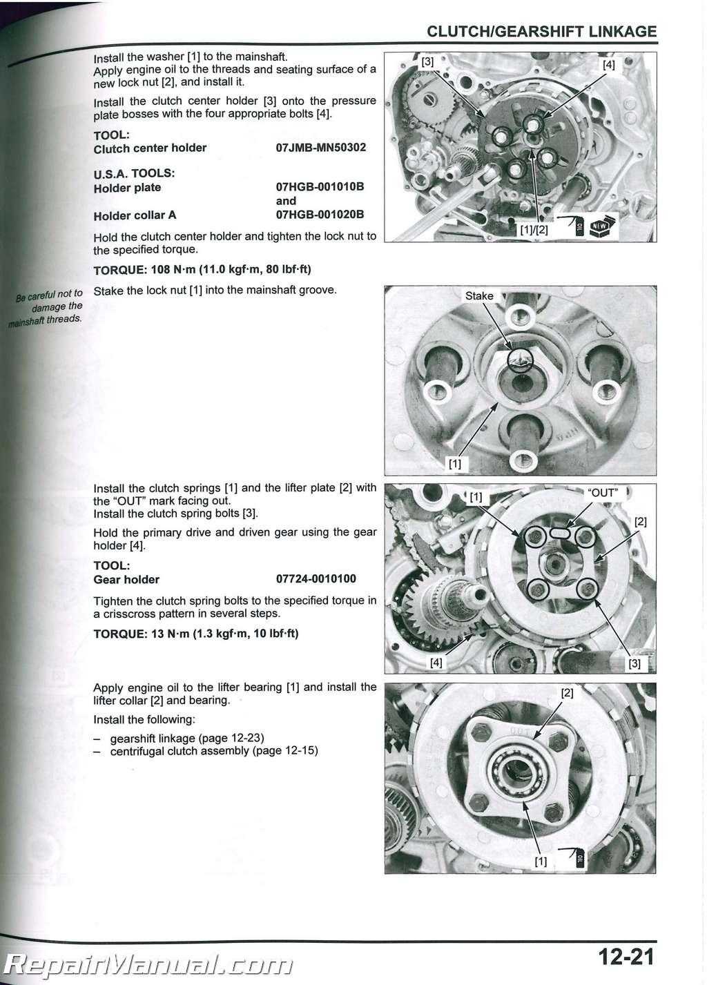 pioneer service manual