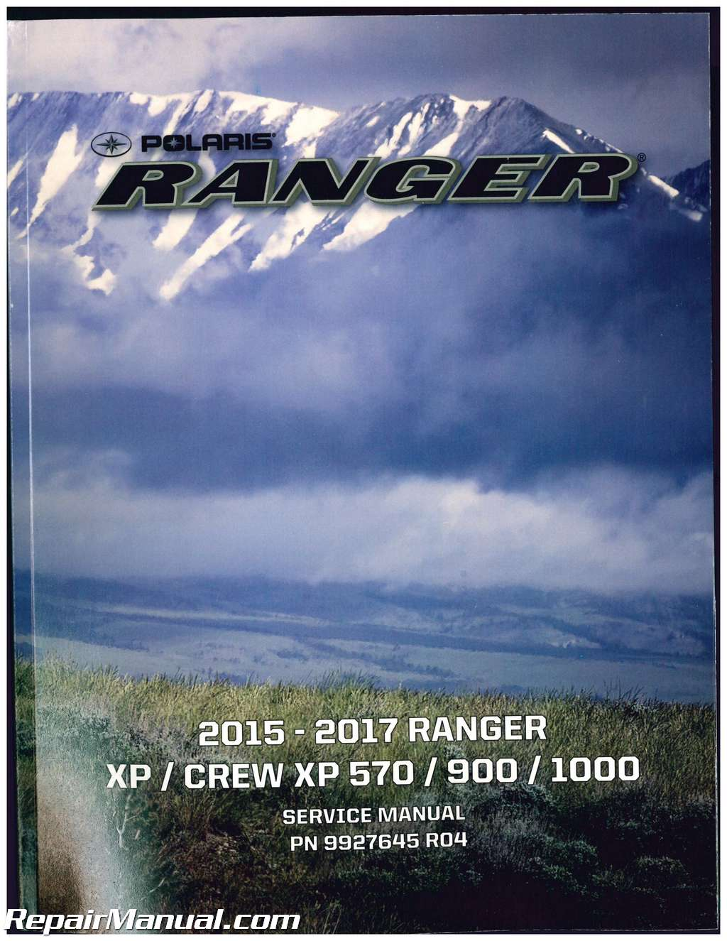 2015 Polaris Ranger Xp 900 Owners Manual