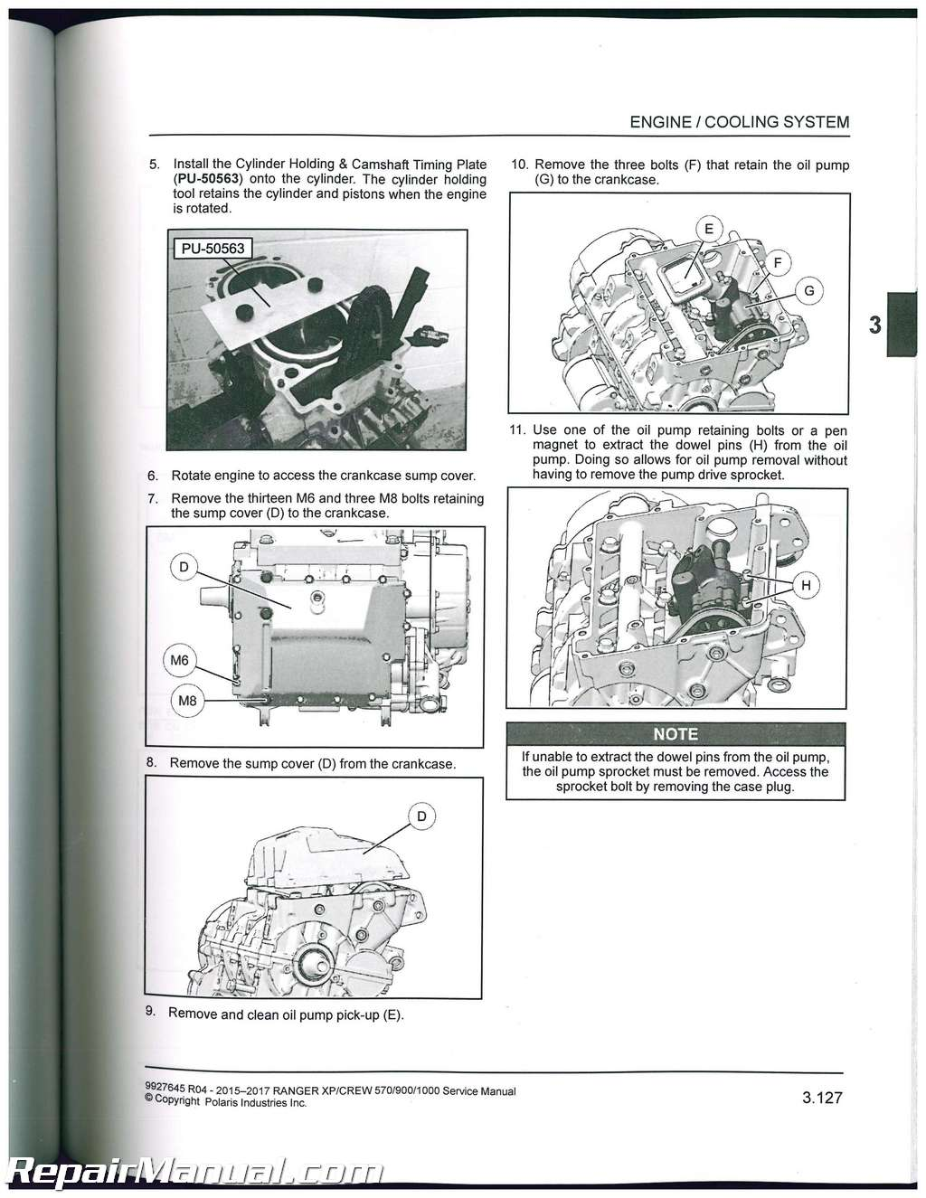 2015 2016 2017 Polaris Ranger XP CREW XP570 900 1000 Side by Side Service Manual_004 wiring diagram polaris ranger polaris ranger 800 wiring diagram