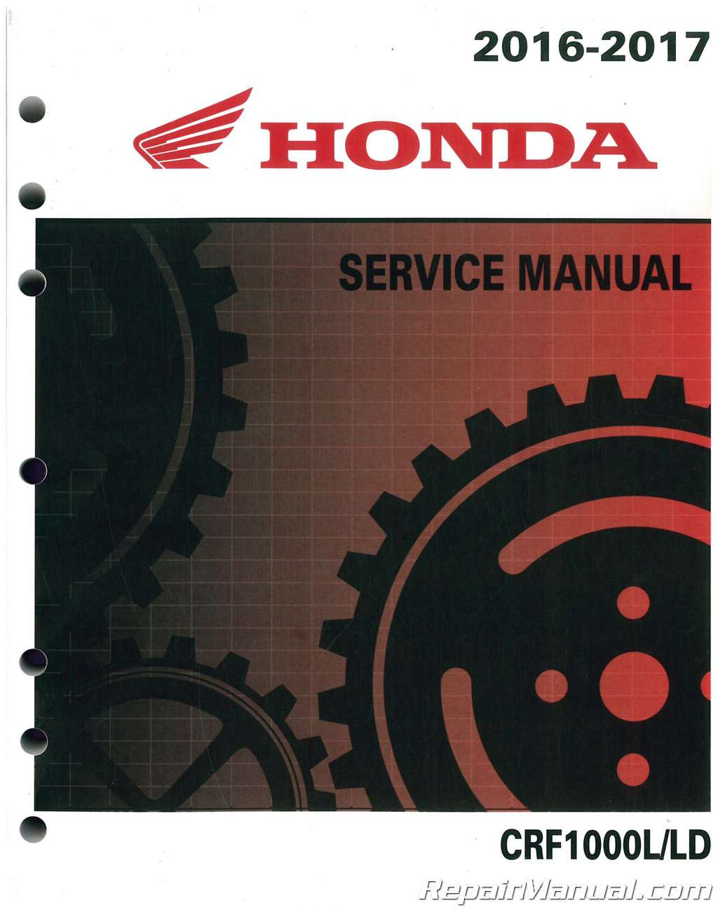 Honda goldwing 1800 2016 owners manual