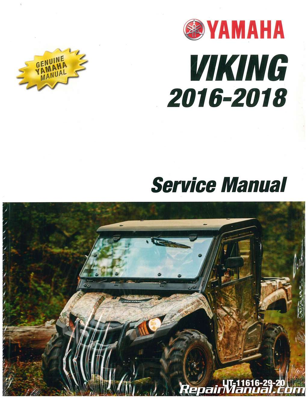 2016 2018 yamaha viking 686cc side x side factory service manual rh repairmanual com Yamaha XJ550 Cafe Racer yamaha xj550 service manual pdf