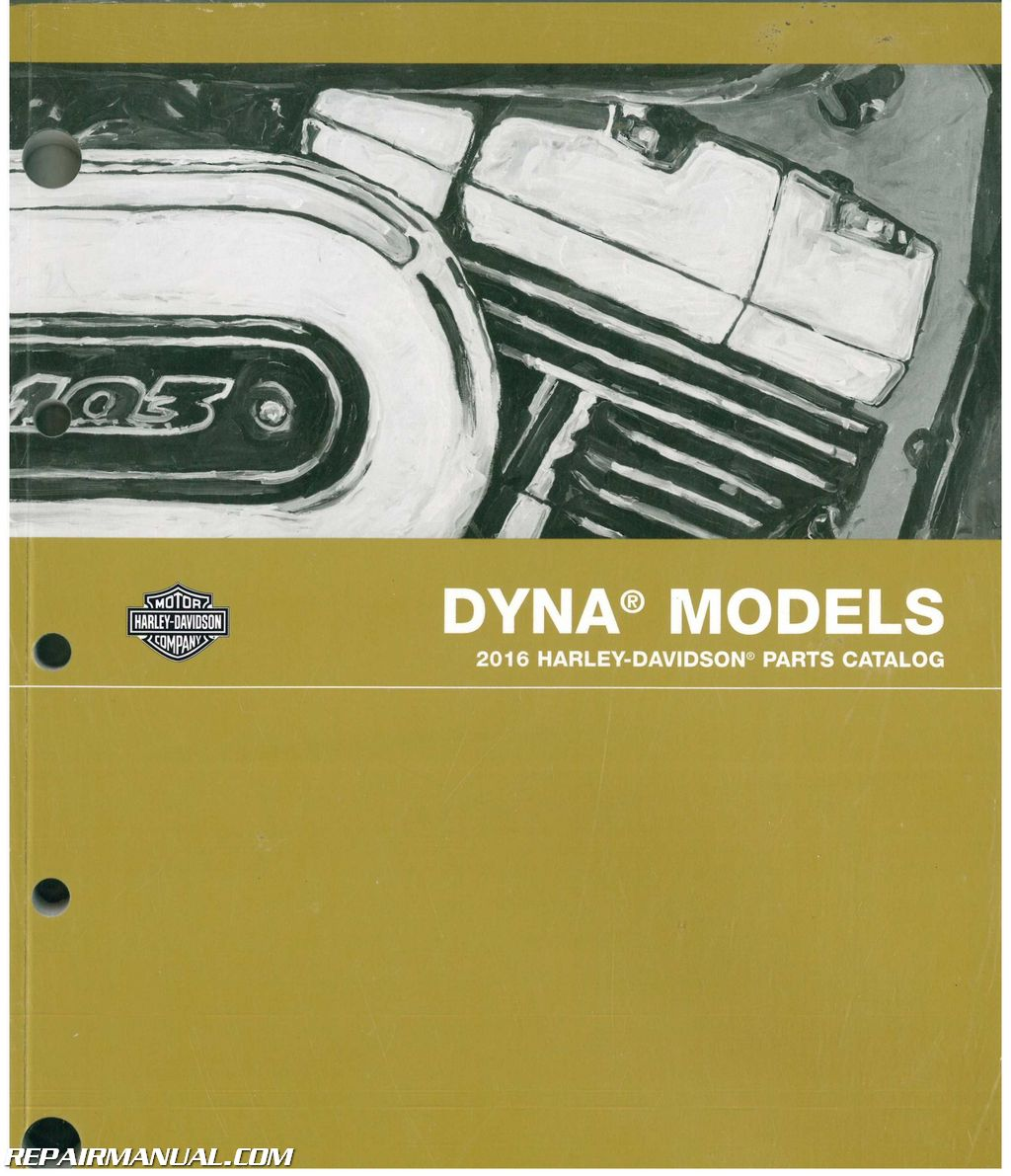 harley davidson parts manual pdf