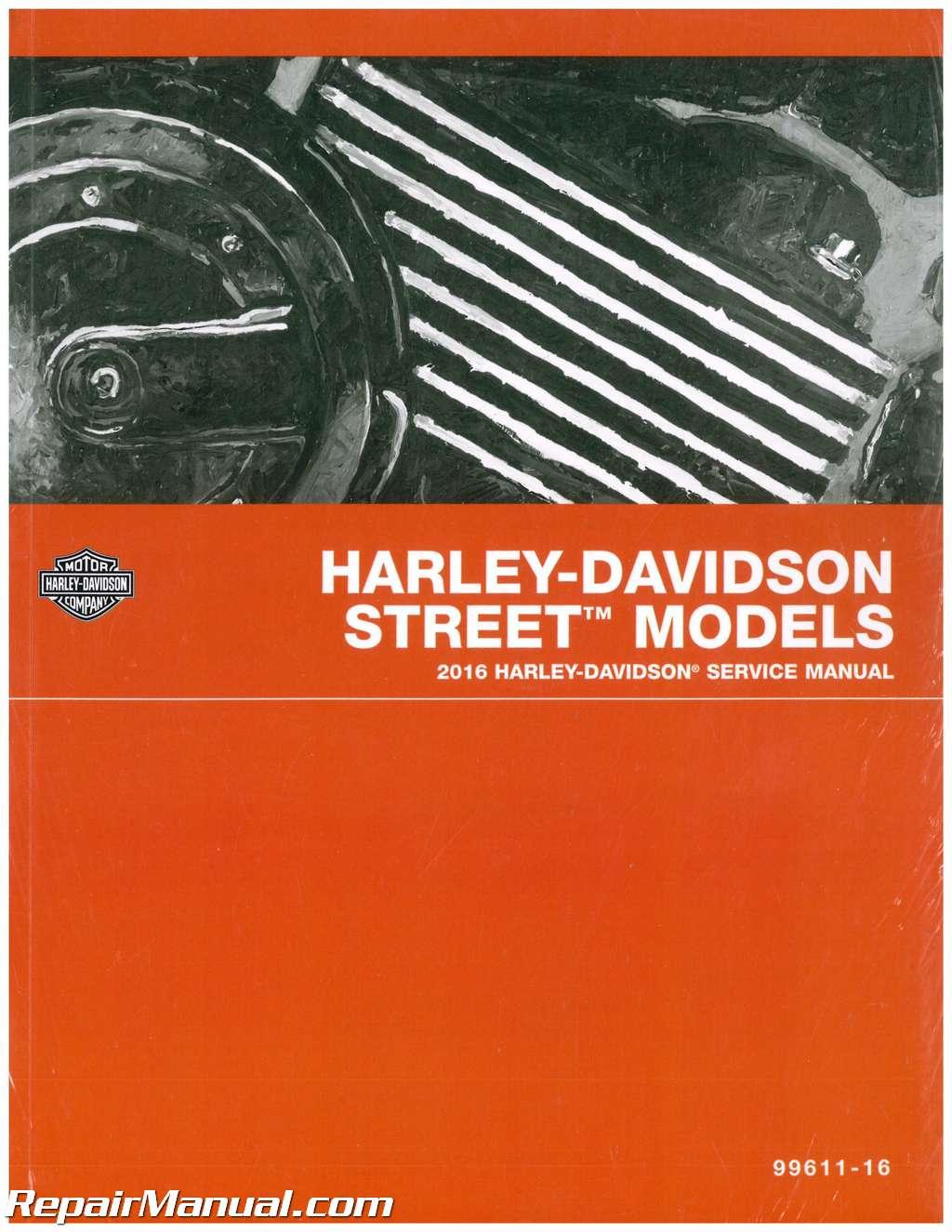 Free Repair Manuals For Harley Davidson