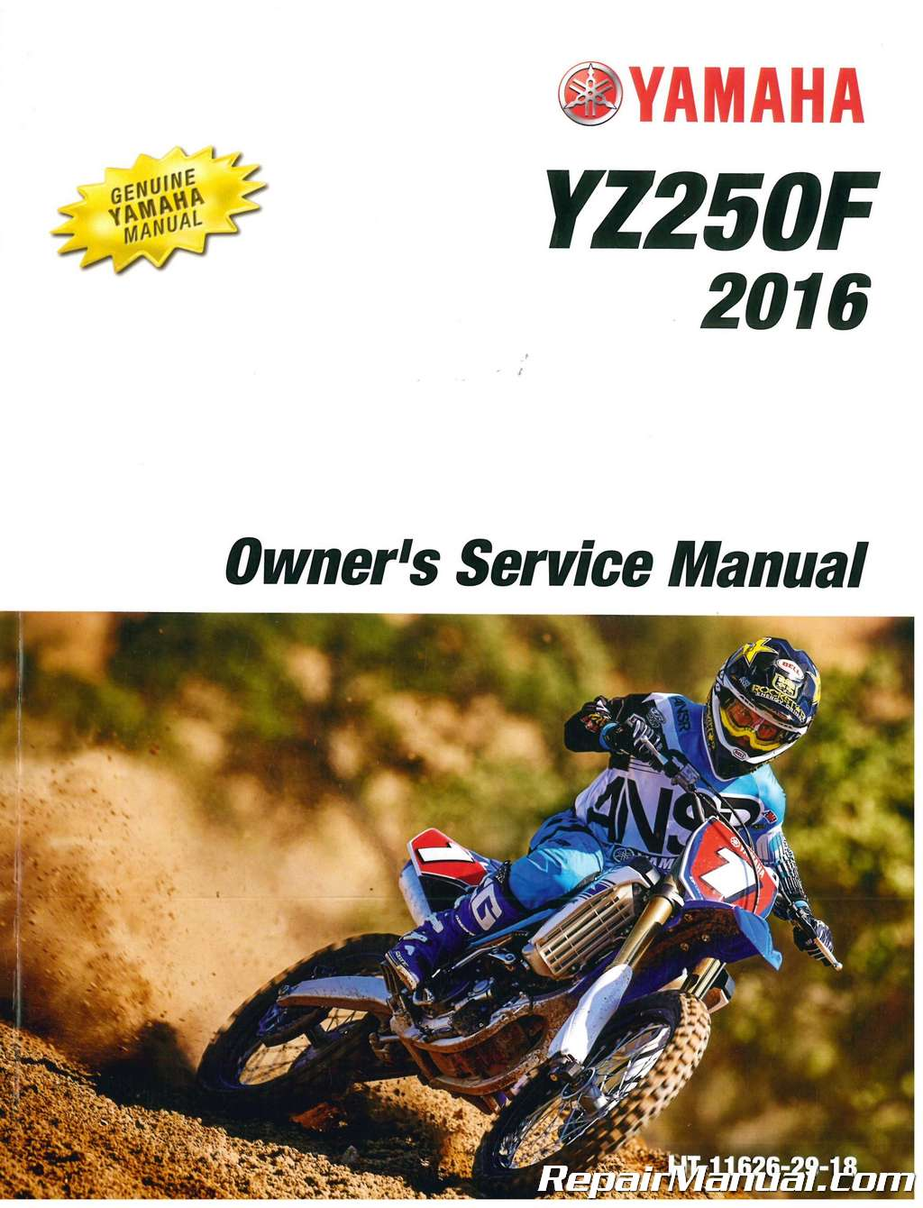 Workshop manual intruder 125