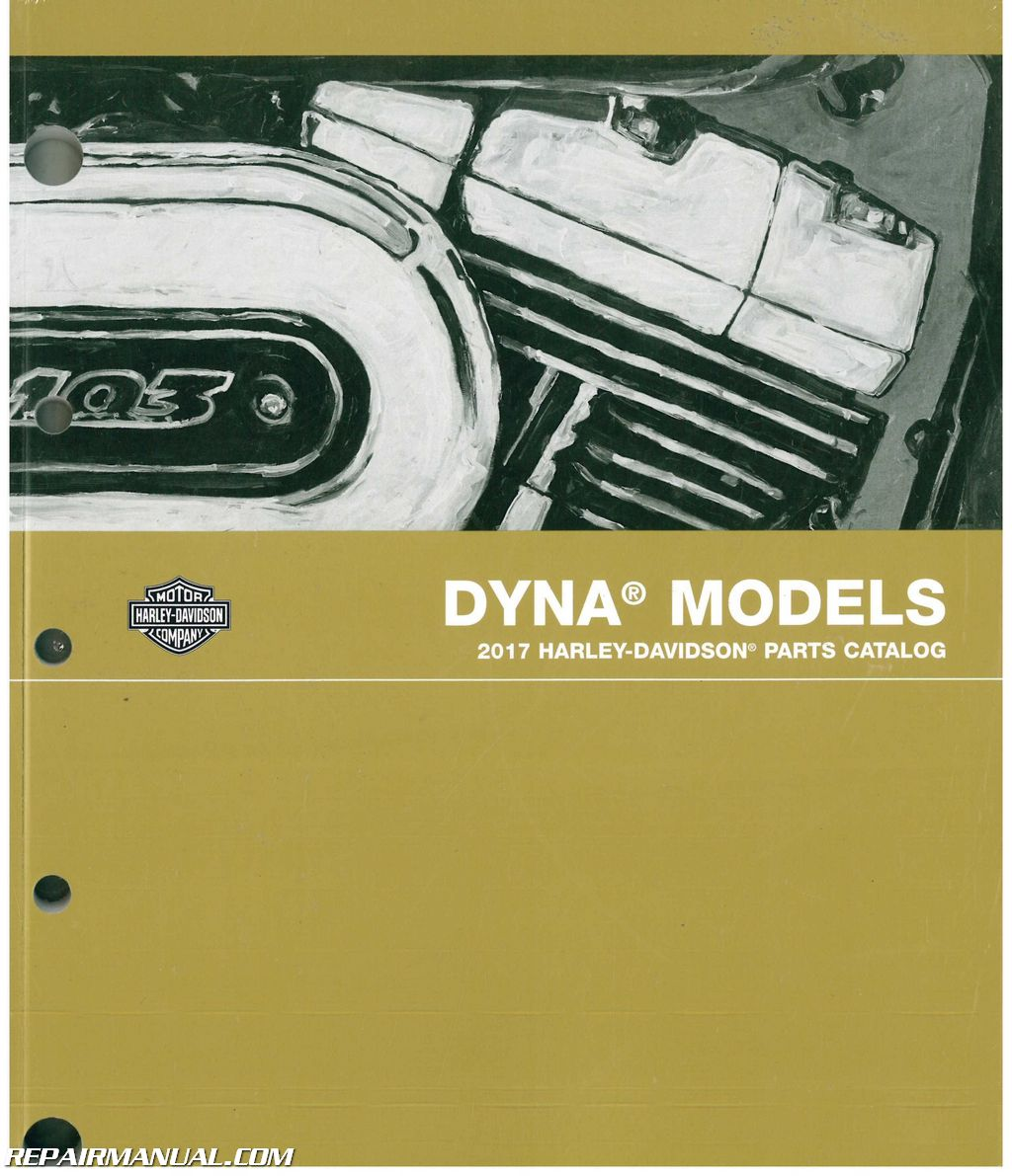 2017 Harley Davidson Dyna Motorcycle Electrical Diagnostic Manual on